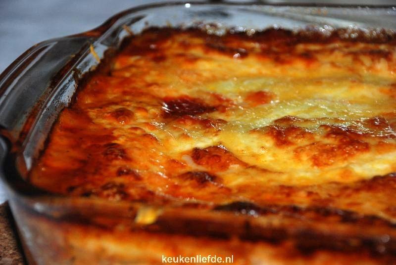 Lasagne - de uitgebreide weekend versie