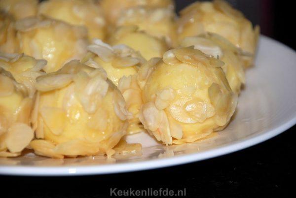 Pommes amandes (aardappelbolletjes)
