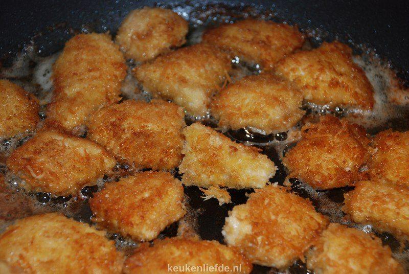 De lekkerste kipnuggets ooit!