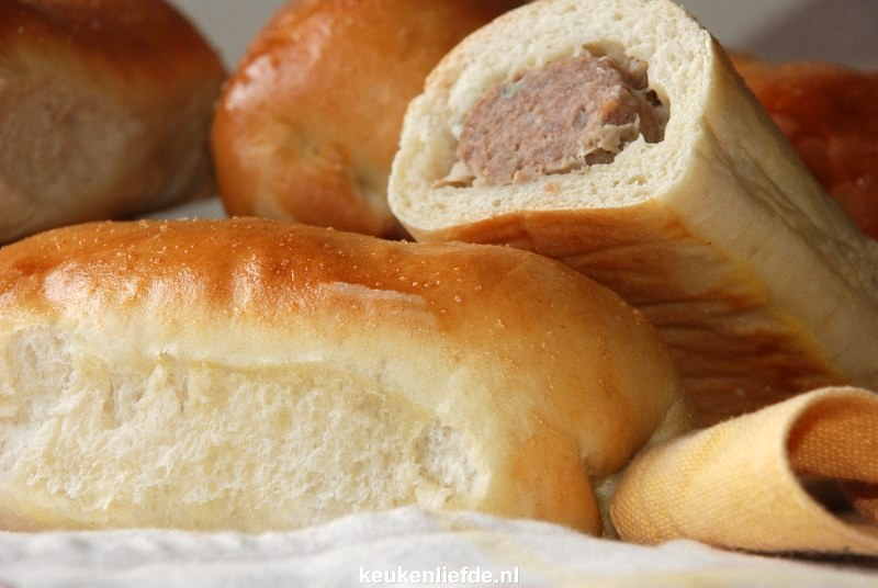 brabantse worstenbroodjes - keuken♥liefde