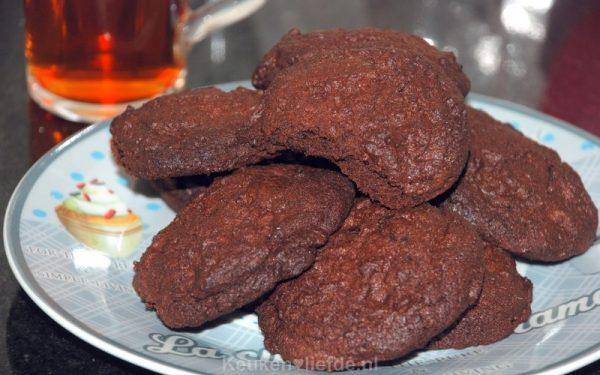 Chocolate chip chocoladekoekjes
