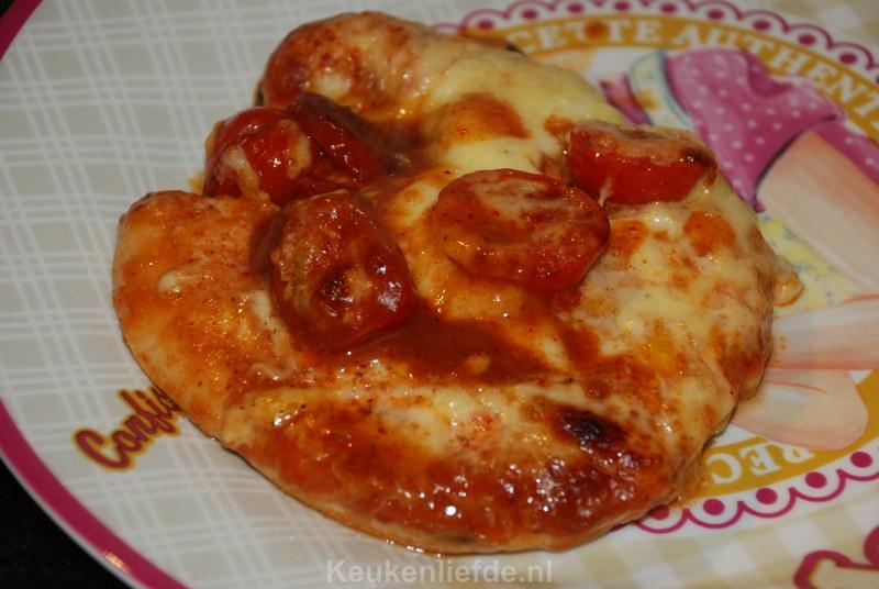 Mexicaanse kip uit de oven