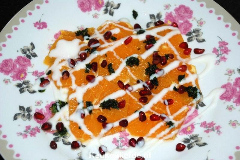 Bombay sinaasappels van Gordon Ramsay