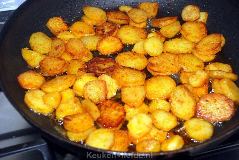 Gebakken aardappels - het geheim!