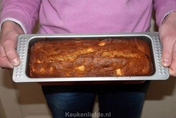 Oud Hollandse appel-kaneel cake