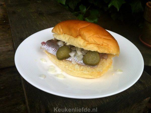 Broodje haring - Hollandse Nieuwe!