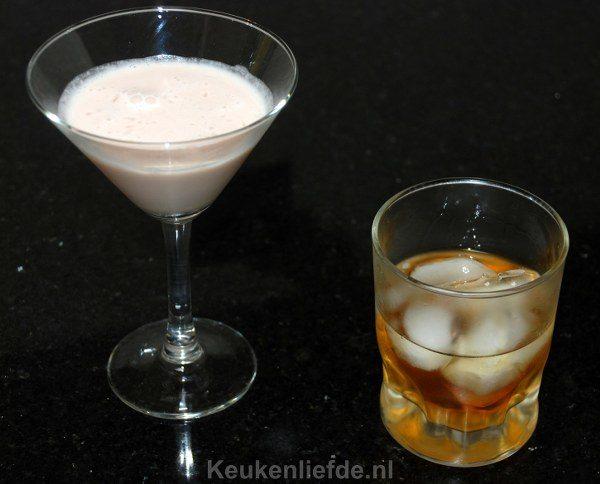 Cocktails in maffiastijl