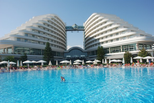 Weekje ontspannen in Miracle Resort Turkije