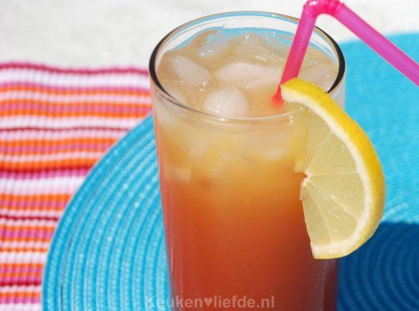 Tequila sunrise voor jong én oud