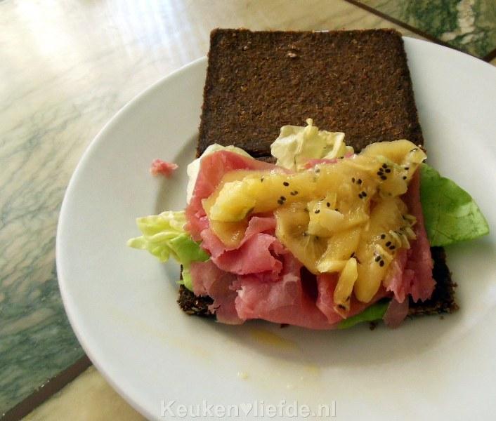 Lekker lunchgerecht ingezonden door Lya