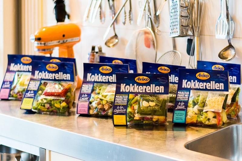 Kookworkshop Aviko en Culy