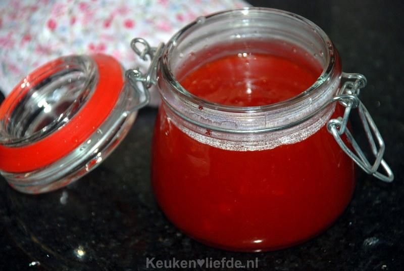 Jelly pepper - rode peperjam