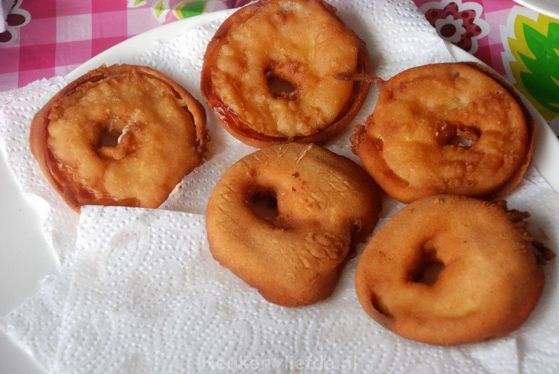 De allerlekkerste appelbeignets