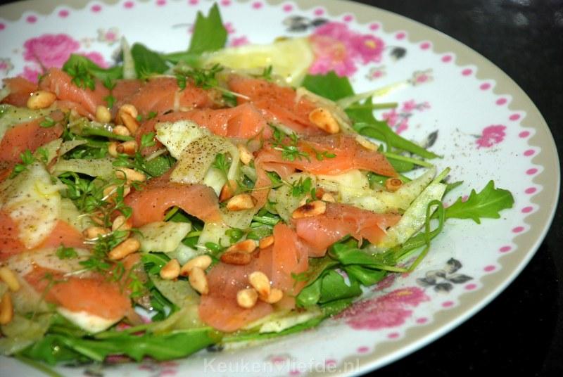 recept gezonde maaltijdsalade