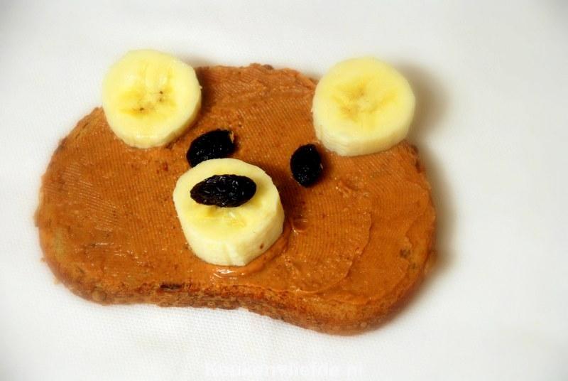 Leuk kinderrecept - Teddy Bear toast