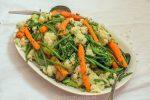 Feestelijk groentefestijn!