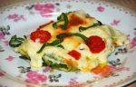 Cannelloni met verse spinazie en ricotta