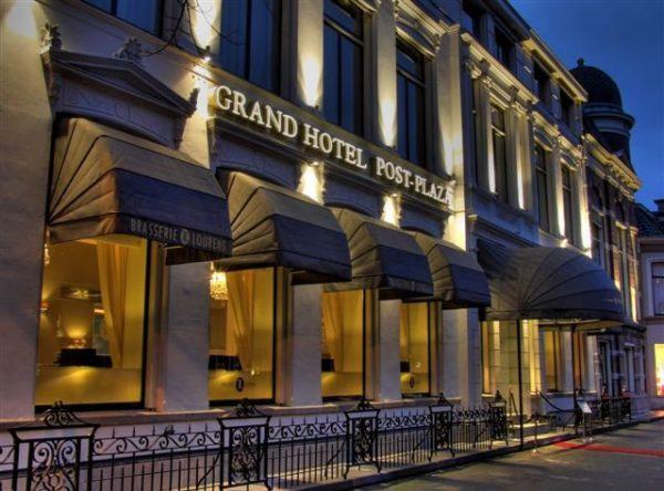 Culinaire verwennerij in Post-Plaza Hotel & Grand Café Leeuwarden