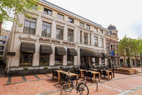 Diner Grand Hotel Post-Plaza in Leeuwarden