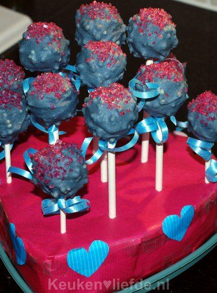 Cakepops maken!