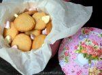 Koekjes met krokante suikerrand