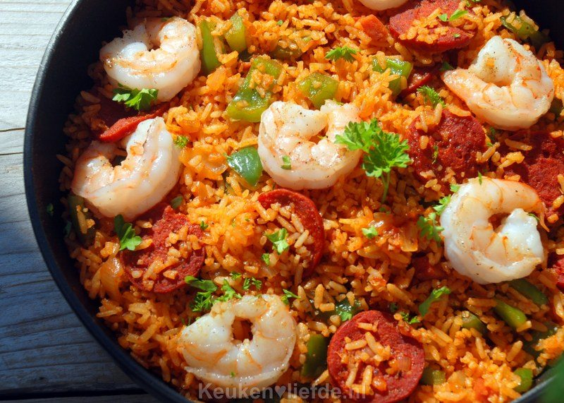 Jambalaya on the Bayou