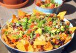 Loaded nachos – Mexicaanse tortillaschotel