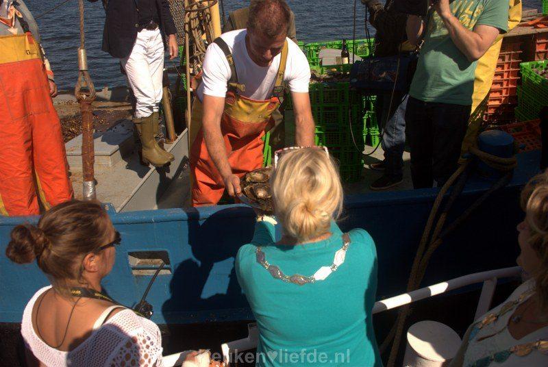 Nederlands Oesterseizoen 2014-2015 officieel geopend