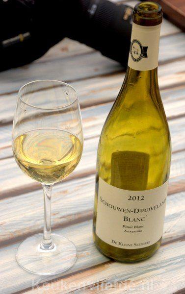 Pinot Blanc van De Kleine Schorre uit Schouwen-Duiveland
