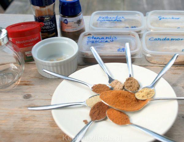 Speculaaskruiden (koekkruiden)