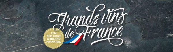 Vanaf vandaag verkrijgbaar bij Lidl: Grands Vins de France