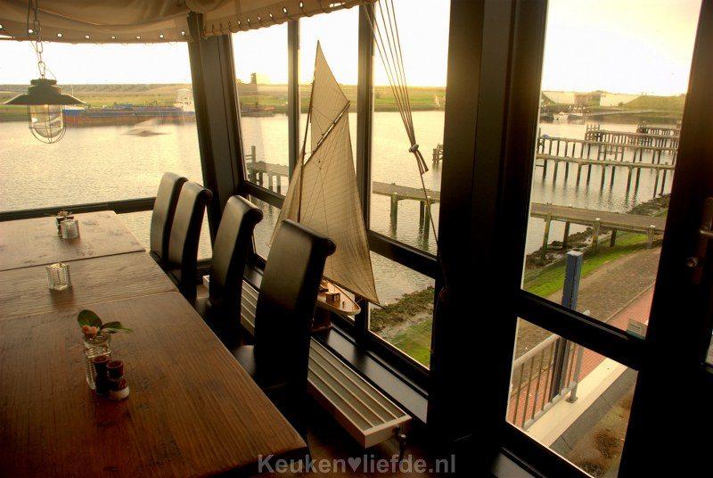 Restaurant De Zeemeeuw in Stellendam