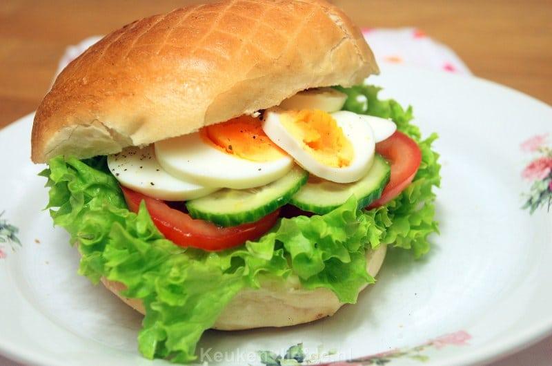 Turks brood gezond: heerlijk lunchgerecht!
