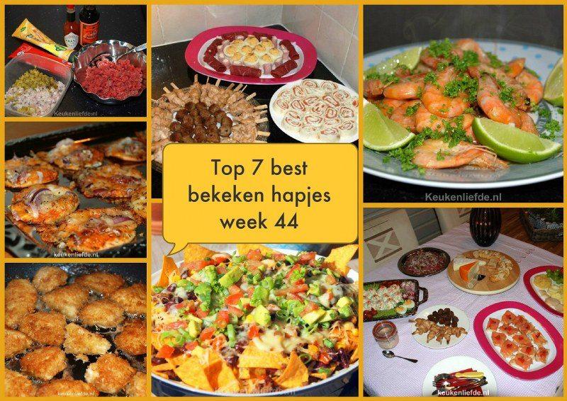 Oud Hollandse Keuken Recepten : Top 7 best bekeken hapjes week 44 – Keuken?Liefde