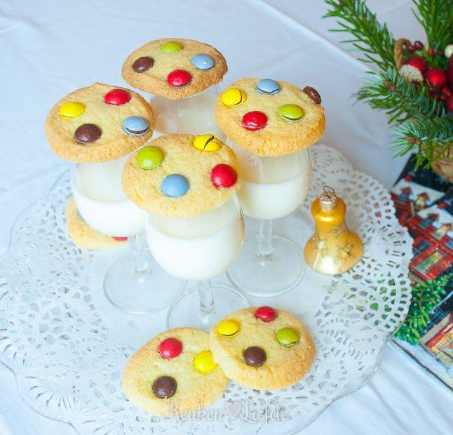 M&M-koekjes