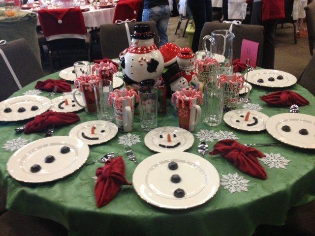 Kersttafel p inspiratie welke kleur kies jij dit jaar for Christmas lunch table setting ideas
