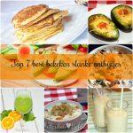 Top 7 best bekeken slanke ontbijtrecepten