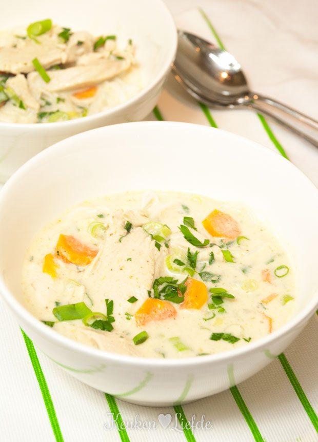 Slank & Snel: currysoep (laksa) uit Singapore
