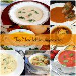 Top-7 best bekeken soeprecepten week 1