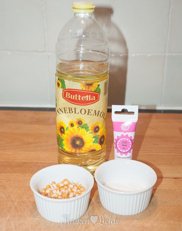 Zoete popcorn-8436