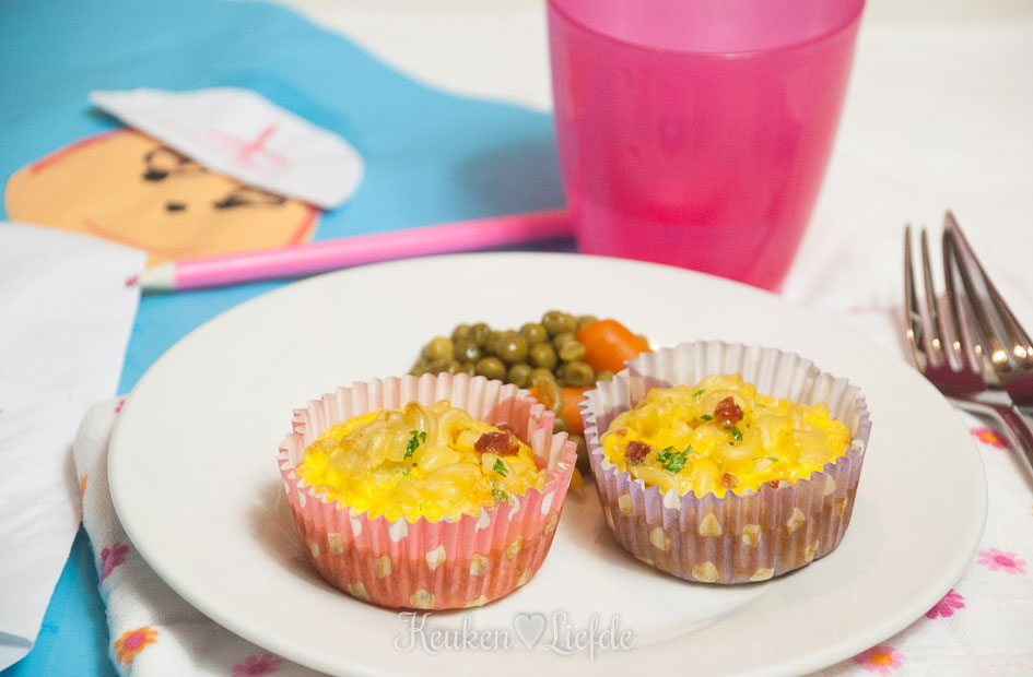 Speels & Smakelijk: Macaroni-frittata