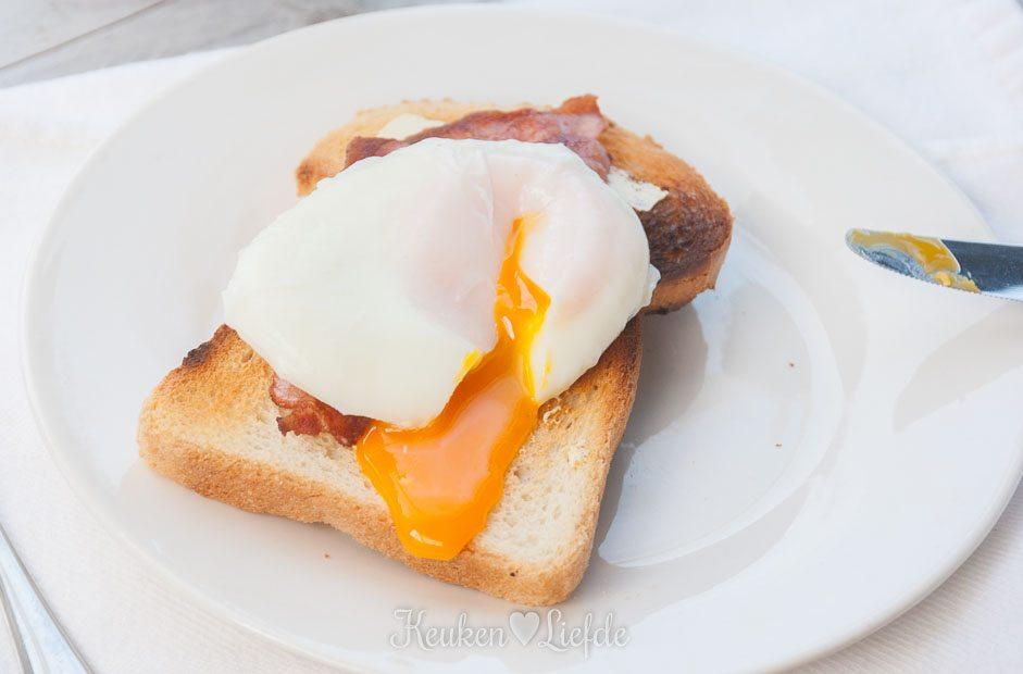 Gepocheerde eieren-9074