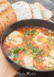De smaak van Noord-Afrika: shakshuka