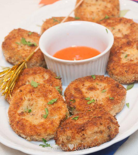 Speels & Smakelijk: aardappel-tonijnkoekjes
