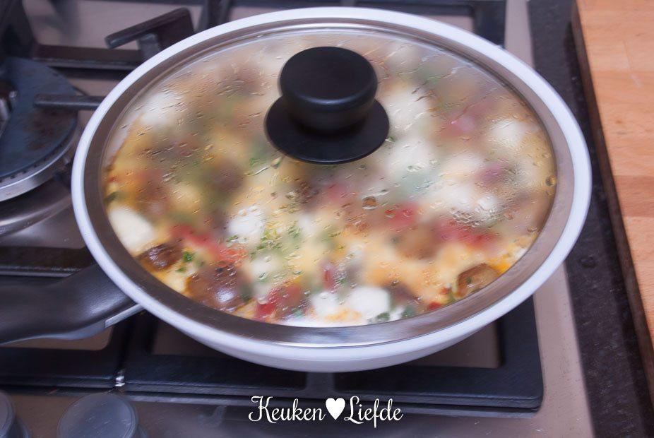 Aardappeltortilla met chorizo en feta-0706