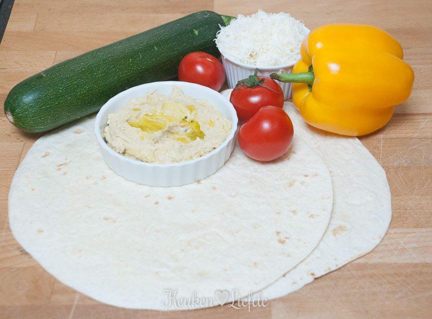 Hummuswrap met gegrilde groenten-9431