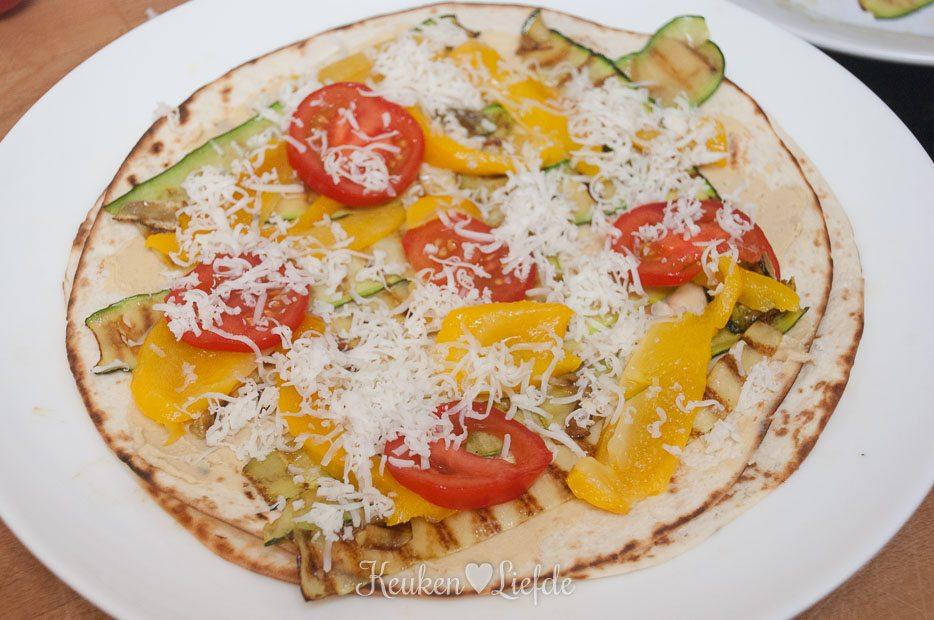 Hummuswrap met gegrilde groenten-9443