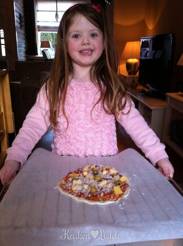 De pizza van El