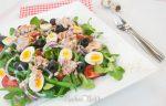 Lekker Snel met Quooker: salade Niçoise