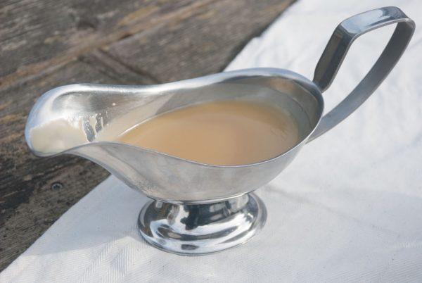 Miss Salted Caramel (karamelsaus met fleur de sel)